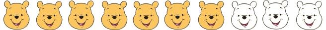Stars Winnie The Pooh