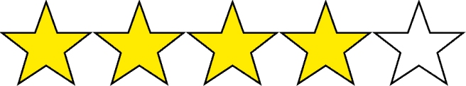 5 stars 4